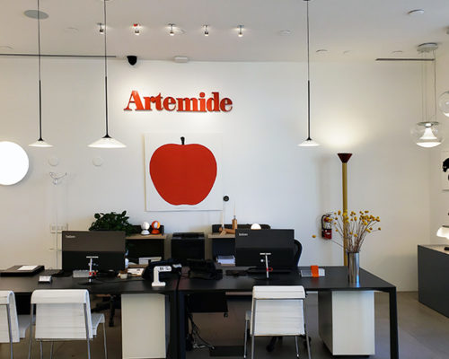 Artemide-Showroom-Los-Angeles