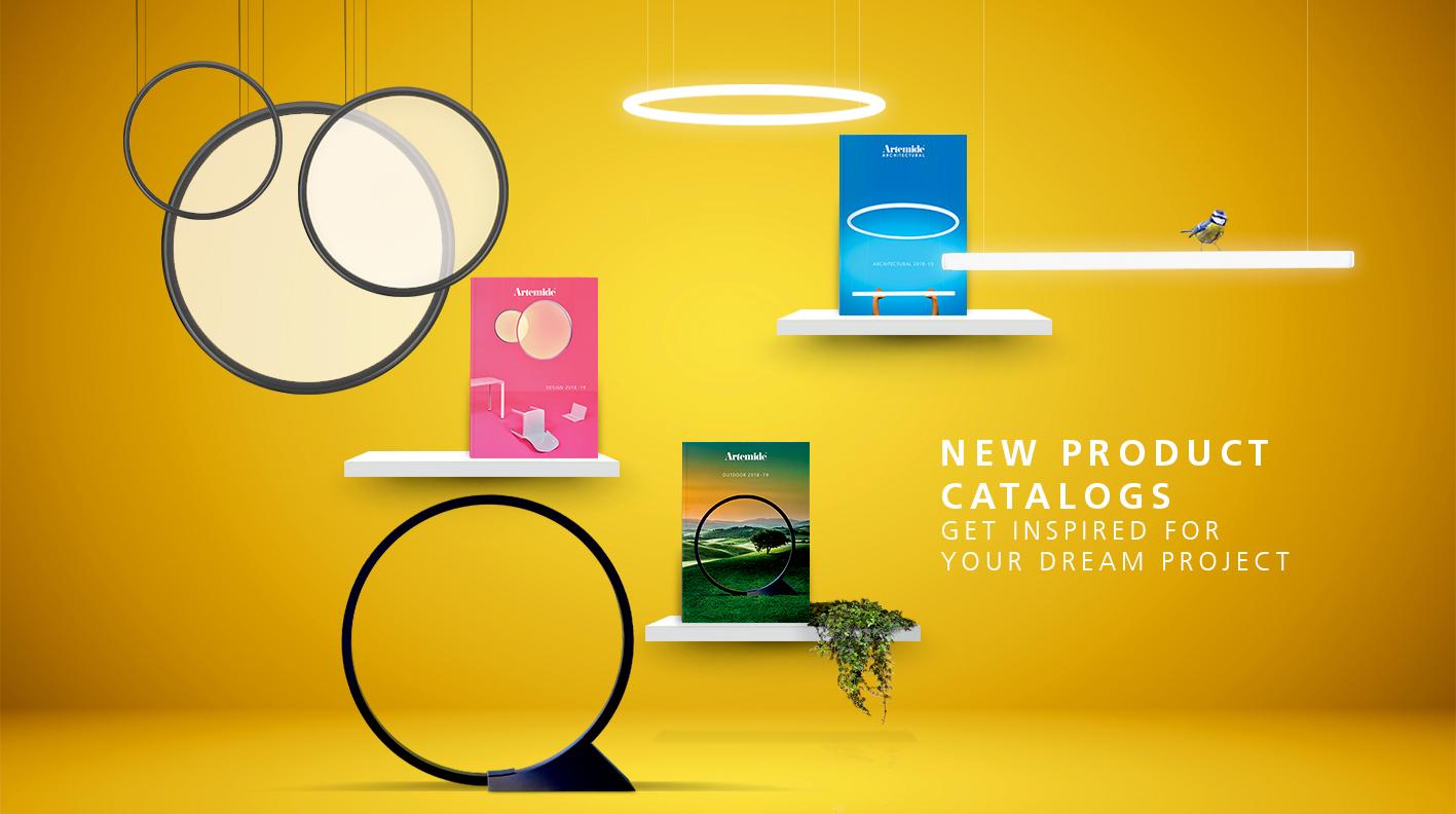 Artemide-New Catalogs-2018-2019